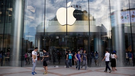 Goodbye i? What a Missing Letter Means for Apple | About marketing concepts | Scoop.it