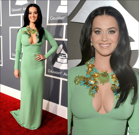 Fashion hits and misses: The 2013 Grammy Awards | Gallery | Wonderwall | Fashion and The Music Industry | Scoop.it