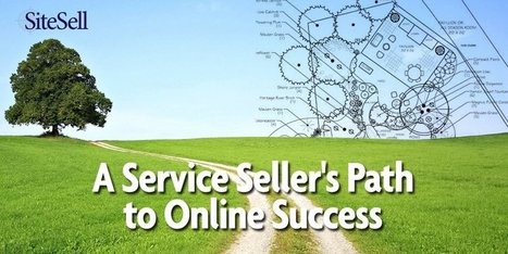 A Service Seller's Serendipitous Path to Remarkable Online Success | The Content Marketing Hat | Scoop.it