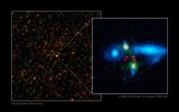 Fragile mega-galaxy is missing link in history of cosmos | Opinion | Scoop.it