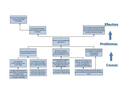 Análisis con el árbol de problemas | Problemáticas culturales | Scoop.it