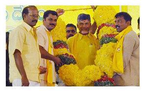 Chandrababu to Celebrate Swearing-In Grandly   Niyantha9   Scoop.it