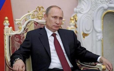 Putin Blues - Intifada Palestine   Global Politics   Scoop.it