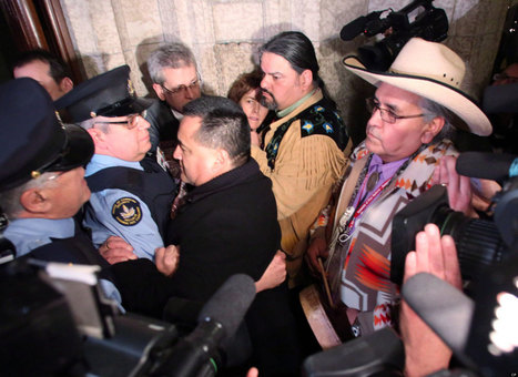 "Idle No More Is Not Just an ""Indian Thing"" 