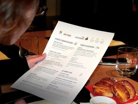 #TRENTINO #TURISMO: COMUNICAZIONE INNOVATIVA IN 500 HOTELS | Tecnologie: Soluzioni ICT per il Turismo | Scoop.it