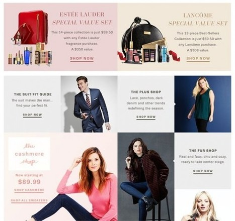5 Ecommerce Site Design Trends for 2016 #wedsitedesign | WebsiteDesign | Scoop.it