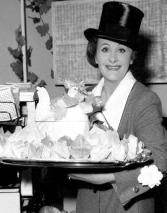 Fanny Cradock: First lady of food | VCE 2013 Drama | Scoop.it