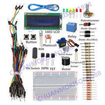 SunFounder Lab Project 1602 LCD Starter Kit For Arduino Nano Mega2560 UNO R3   We Luv Toyz   Raspberry Pi   Scoop.it