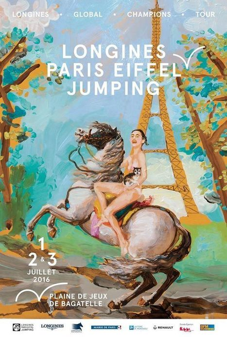 Le Longines Paris Eiffel Jumping : rendez-vous incontournable du sport équestre ce we | Cheval et sport | Scoop.it