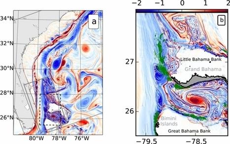 De la turbulence océanique de petite échelle générée par interaction entre courants et fonds marins | Ifremer | Scoop.it