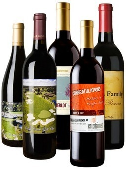 How to Make Your Own Wine Labels | personal wine online | Scoop.it