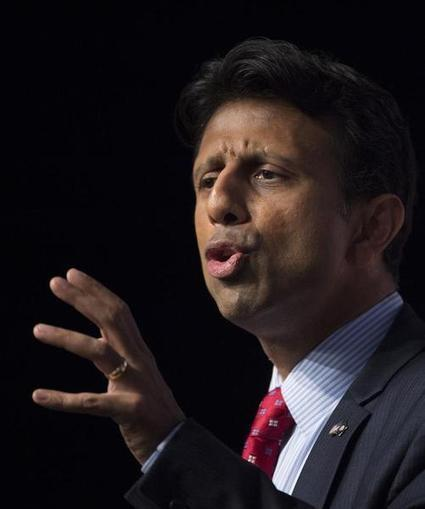 Bobby Jindal: 'People Are Ready for a Hostile Takeover of Washington, D.C.'