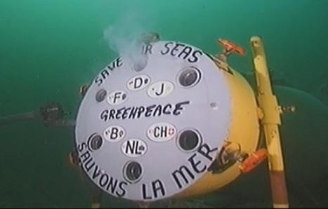 Pollution radioactive de nos océans | Toxique, soyons vigilant ! | Scoop.it