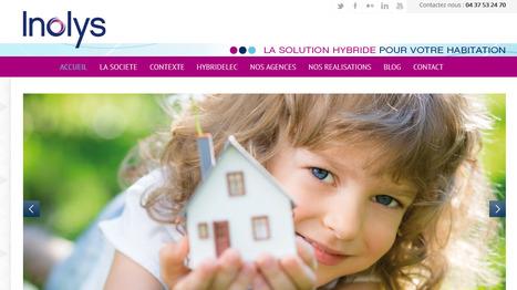 [ZOOM sur] Inolys : les spécialistes de l'énergie solaire | Les actus des entreprises | Scoop.it