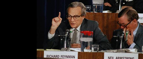 Deconstruyendo a Richard Feynman | www-revista.iaa.es | Math, technology and learning | Scoop.it