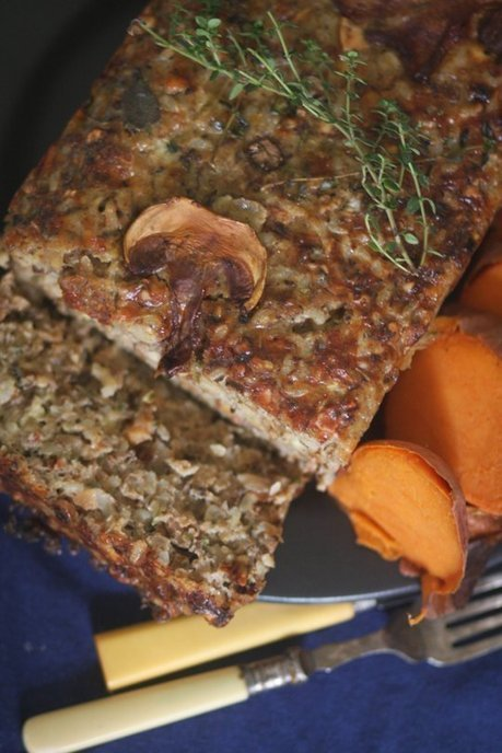 Classic Vegetarian Nut Loaf | MakeYourRecipes | Recipes | Scoop.it