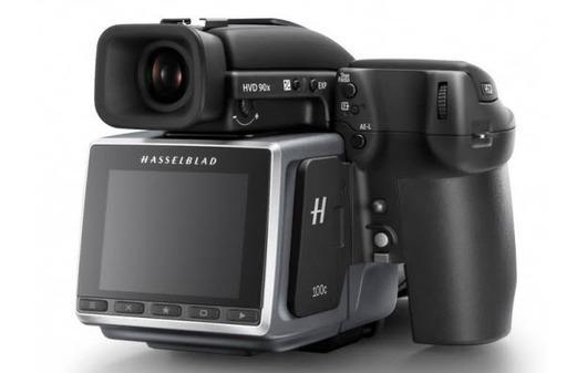 Hasselblad Features Its 100-megapixel 4K-shooting Medium Format Camera