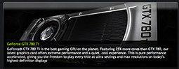 NVIDIA GeForce GTX 780 Ti: ¿La mejor GPU para juegos del planeta? - Tecnología 21 | hardware PC | Scoop.it