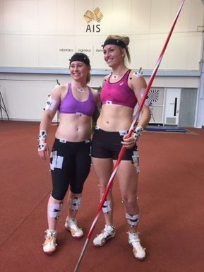Motion capture cameras helping javelin throwers gain distance | Biomechanics @ Curtin | Scoop.it