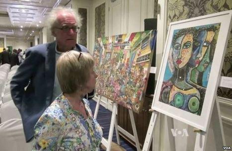 Nairobi Auction Showcases Growing East Africa Art Scene | Afrodizziak | Scoop.it