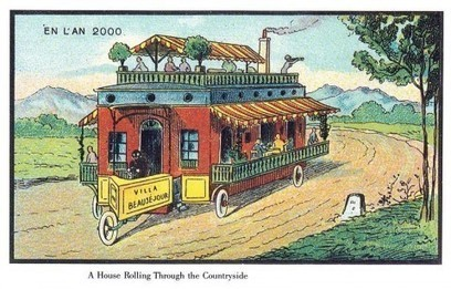 What people in 1900 thought the year 2000 would look like - The Washington Post | steampunk | Scoop.it