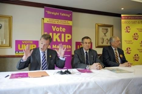 Lesley Riddoch: Scottish future outside Ukip grip | Politics Scotland | Scoop.it