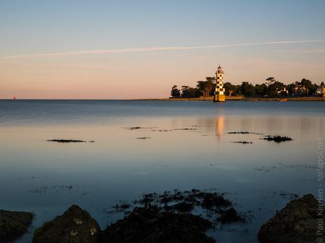 balade photo en Finistère, Bretagne et...: soir à Ile-Tudy (7 photos) | photo en Bretagne - Finistère | Scoop.it