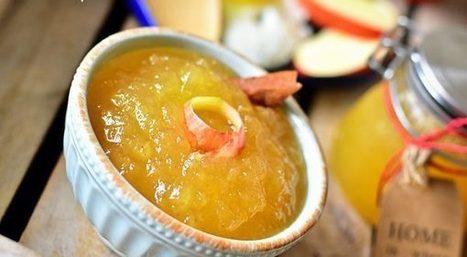 Recette Confiture de pommes facile | Cuisine Du Monde -cuisine Algerienne- recettes ramadan | Scoop.it