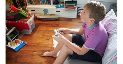 5 Ways Video Games Can Help Kids with Special Needs | Differentiated and ict Instruction | Scoop.it