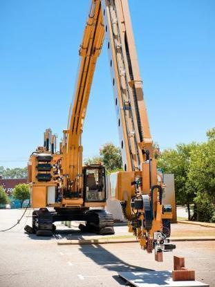 Perth inventor creates robot brickie | Heron | Scoop.it