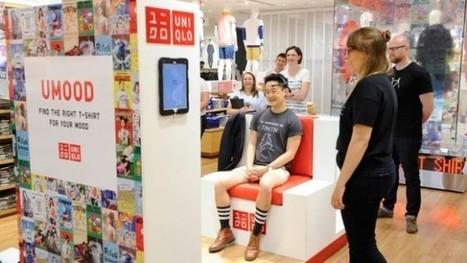 » Australie : Uniqlo imagine une expérience mixant affichage digital et neuroscience pour aider ses clients à choisir un t-shirt   Affichage dynamique et PLV   Scoop.it