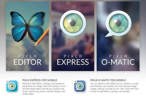 Our 3 Favorite Free Online Image Editors For Education | APRENDIZAJE | Scoop.it