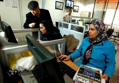 Femmes dans les médias maghrébins: face au diktat des hommes | Les médias face à leur destin | Scoop.it