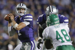 K-State stays at No. 15; matchup with No. 6 Oklahoma looms | Wichita Eagle | All Things Wildcats | Scoop.it