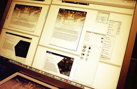 Adobe Inspire: Leren hoe de maker van de meest gebruikte publishing software zijn eigen iPad magazine maakt | BlokBoek e-zine | Scoop.it