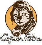 Captain Feline - Blending Pop Culture With Cats   Cats   Scoop.it