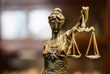 Scales of Justice: Legal Ramifications for Sign Language Interpreters | Street Leverage | Supporting Educational Interpreters and Auslan Language Models | Scoop.it