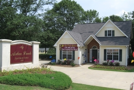 Conyers Apartments|Apartments near Georgia Tech|Arbor Creek Apartments | Apartments Near Georgia State | Scoop.it