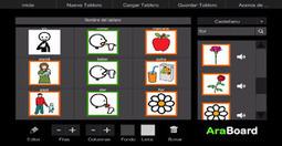 AraBoard: tableros interactivos de comunicación | Sistemas de comunicación aumentativa y alternativa | Scoop.it