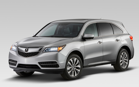 acura mdx 2014 | high definition cars wallpapers | Scoop.it