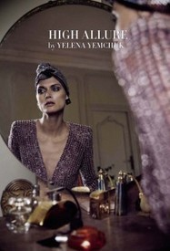 Malgosia Bela for Vogue Italia by Yelena Yemchuk | TAFT: Trends And Fashion Timeline | Scoop.it