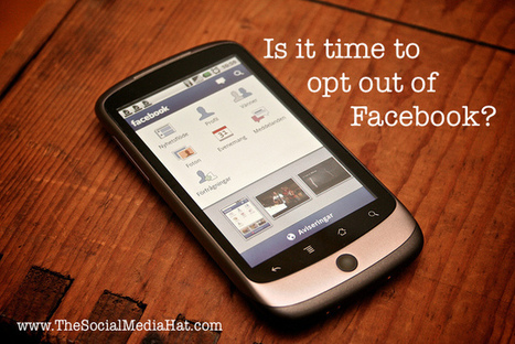 Why You Should Opt Out of Facebook Advertising | Social Media Tips, News, and Tools | Scoop.it