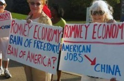 Employees Protest Bain, Romney As Their Jobs Are Outsourced To China | Gender, Religion, & Politics | Scoop.it