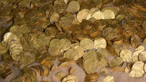 Largest trove of gold coins in Israel unearthed from ancient harbor | Xposing e-commerce, fashion & unique items. | Scoop.it