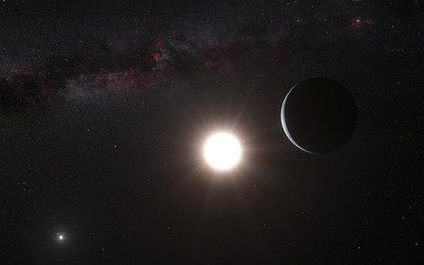 Folha de S.Paulo - Ciência - Pesquisadores encontram planeta vizinho que é gêmeo da Terra - 17/10/2012   Dissecando a Ciência   Scoop.it