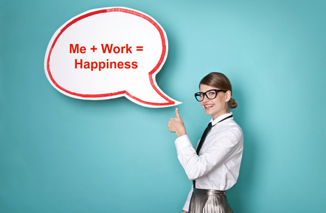 How to find happiness at work - MonsterWorking | Employee Engagement | Scoop.it