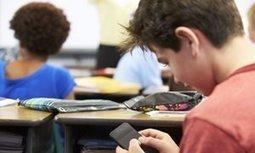 Fomo, stress and sleeplessness: are smartphones bad for students? | Opvoeden tot geluk | Scoop.it