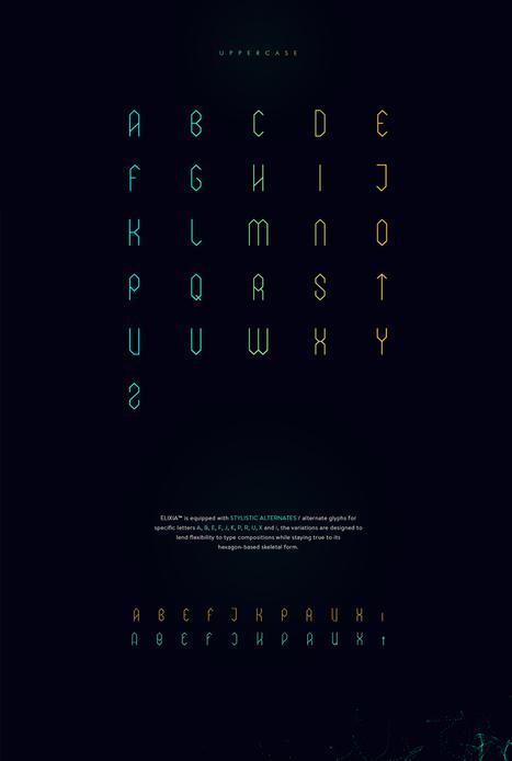18 typographies gratuites à télécharger (février 2016) | El Mundo del Diseño Gráfico | Scoop.it
