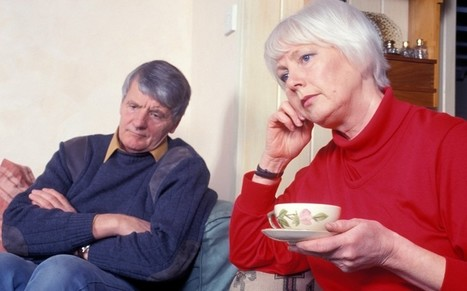 'Til retirement us do part: 'silver splitter' divorces up by three quarters in generation - Telegraph | Golden Generation | Scoop.it