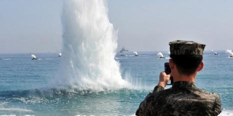 Pourquoi les Coréens jouent-ils à la bataille navale ? - Le Nouvel Observateur | Naval de défense | Scoop.it